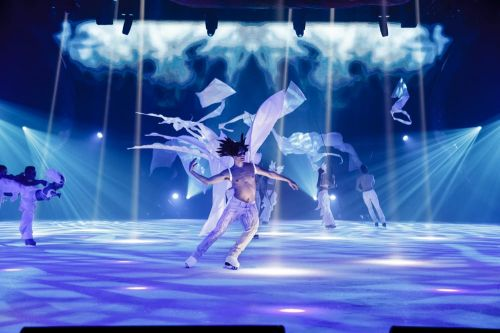 Photos du Voyage VENET : Holiday on ice « ATLANTIS » ( Dimanche 11 Mars )
